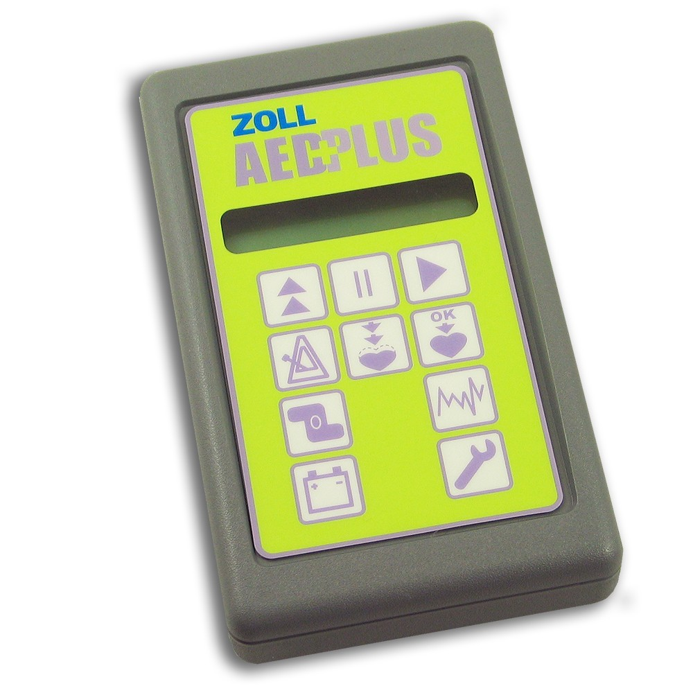 ZOLL AED Plus Replacement TRAINING Remote Control