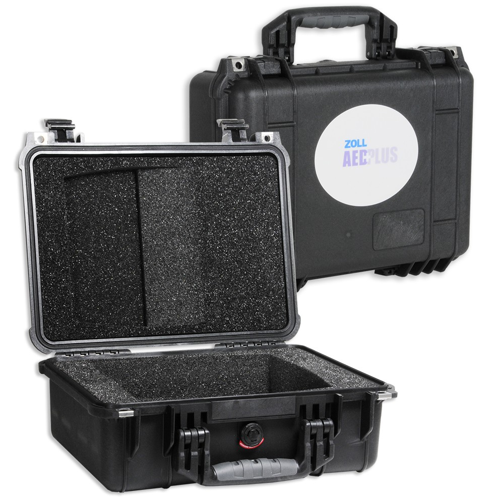 ZOLL AED Plus Hard Sided Carry Case