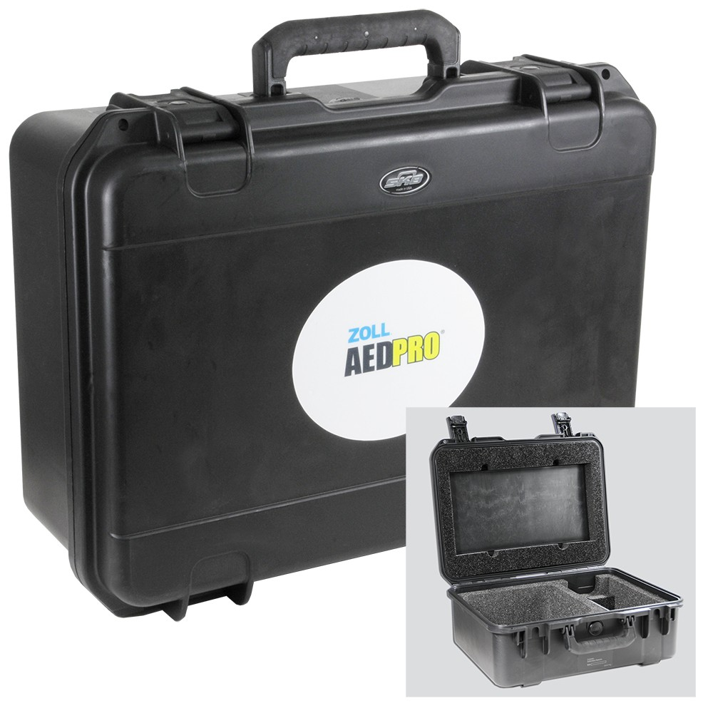 ZOLL AED Pro Waterproof Hard Case
