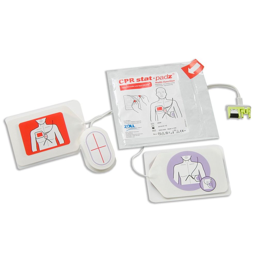 ZOLL CPR Stat Padz, HVP Multi-Function