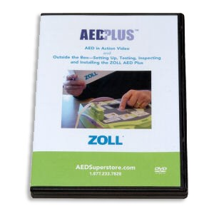 ZOLL AED Plus Demonstration & Setup Video