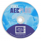ZOLL AED Plus Video Promotional for EMS / Public Safety Promotional (CD)
